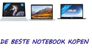 De beste notebook kopen