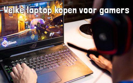 Welke laptop kopen voor gamers