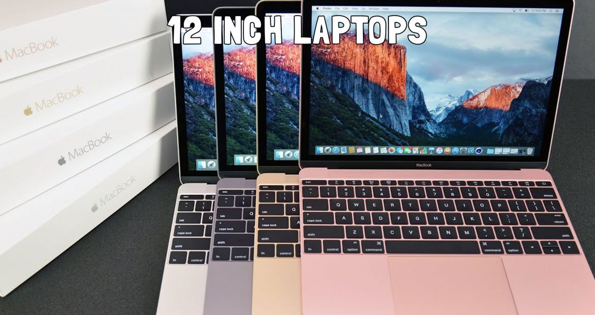 12 inch laptops