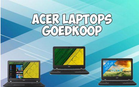 Acer laptop goedkoop kopen