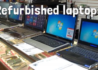 Refurbished laptops te koop
