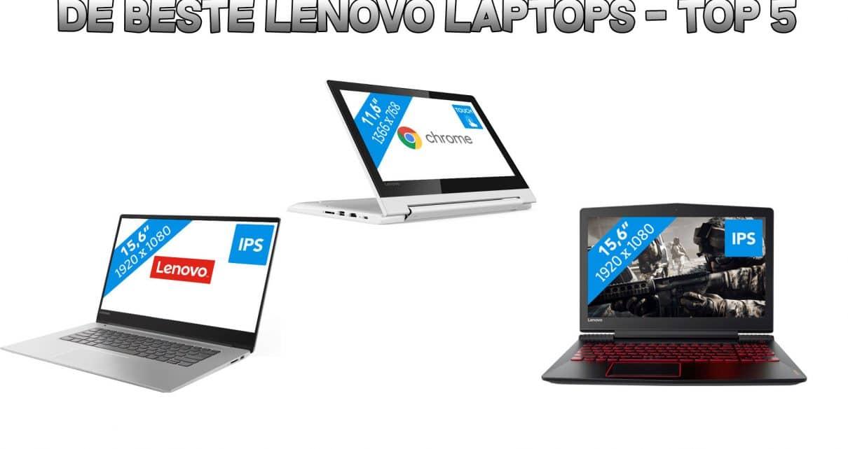Beste Lenovo laptops