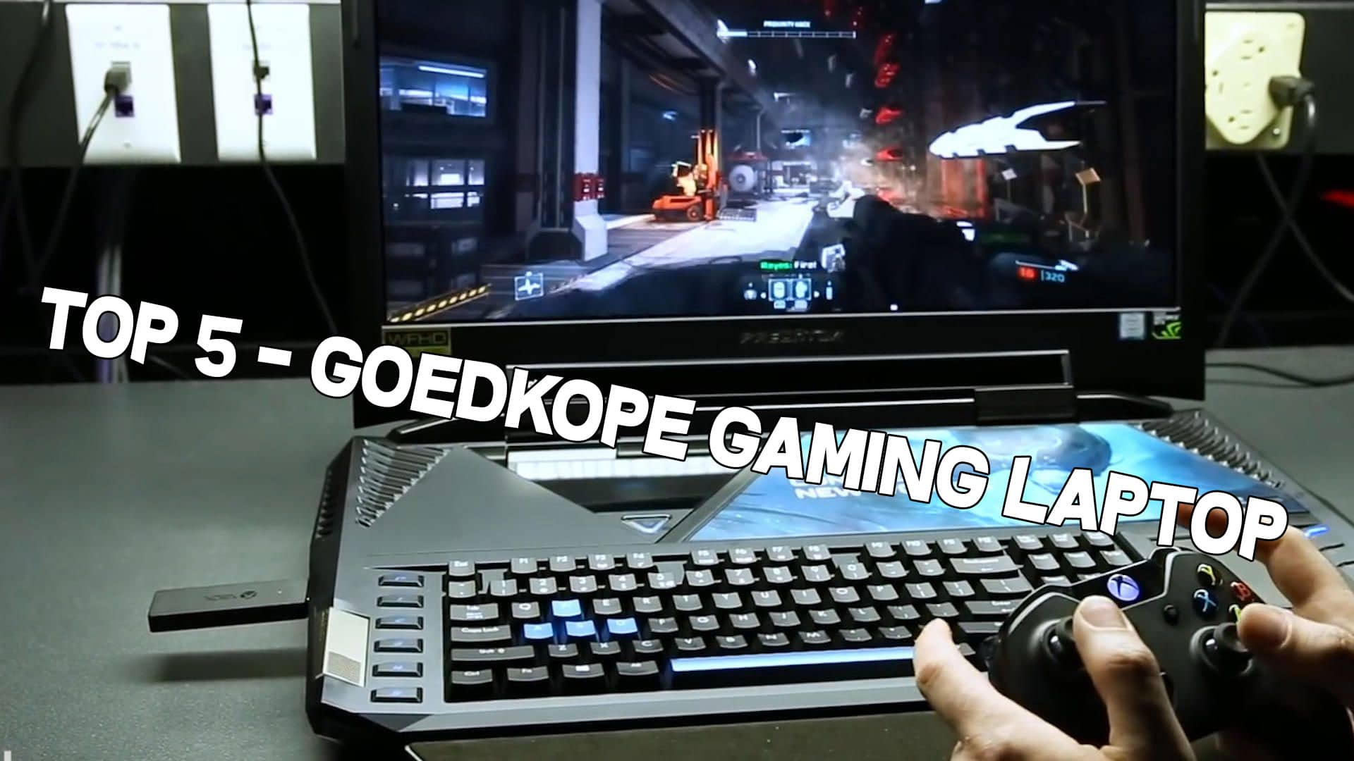 Goedkope gaming laptop - Top 5