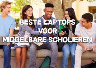 laptop voor middelbare scholieren