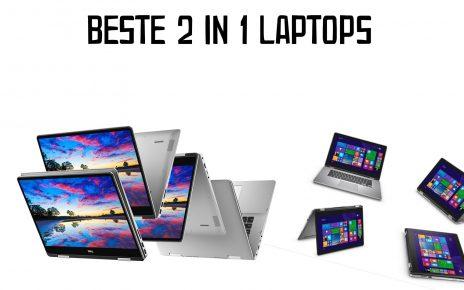 De beste 2 in 1 laptops