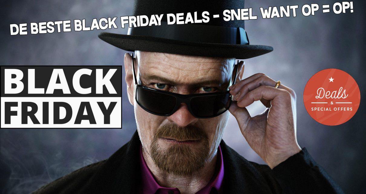 Black friday 2019 deals in Nederland