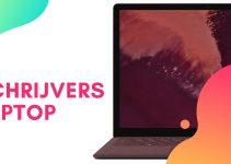 beste laptops voor schrijvers