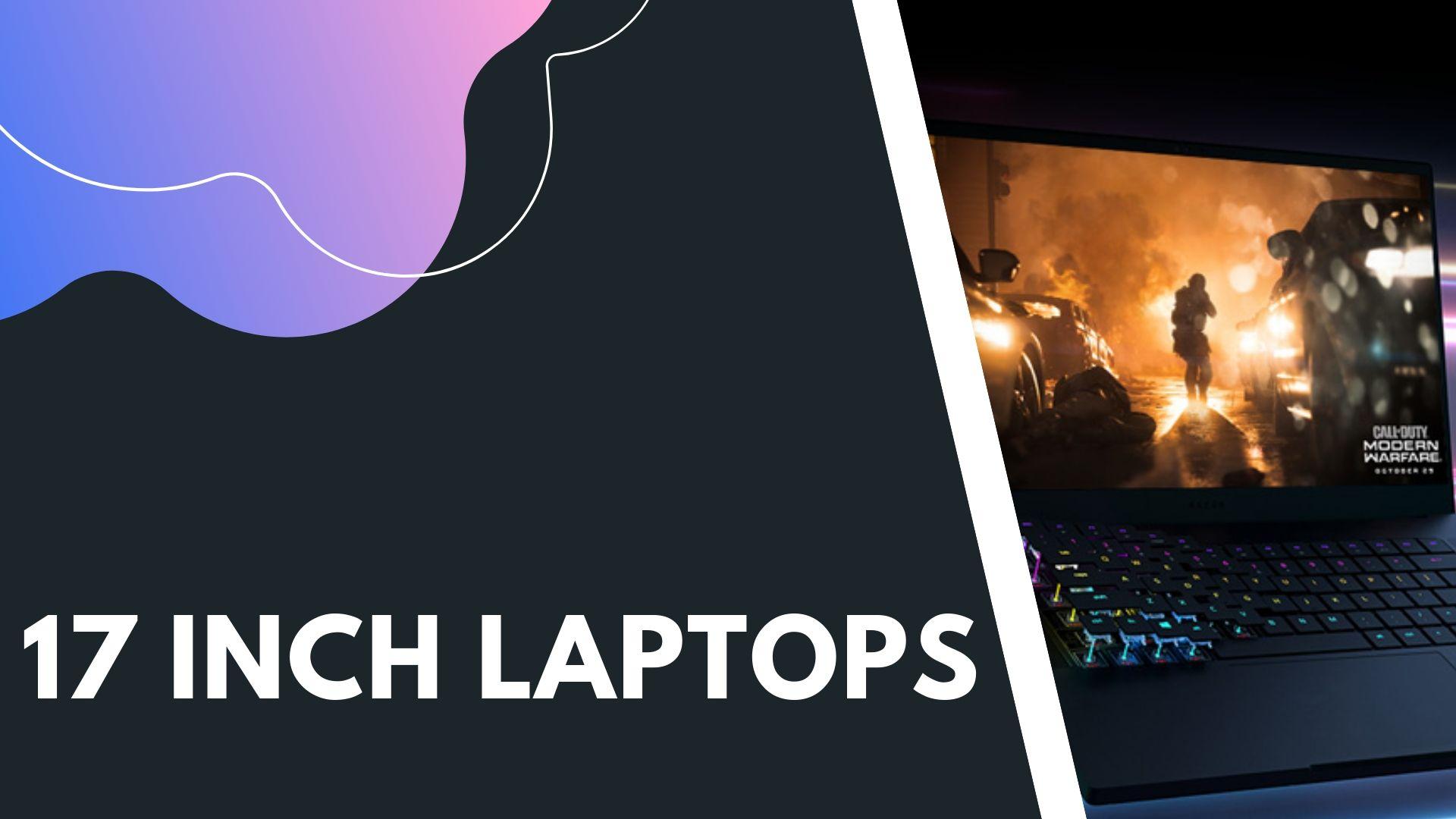 17 inch laptop
