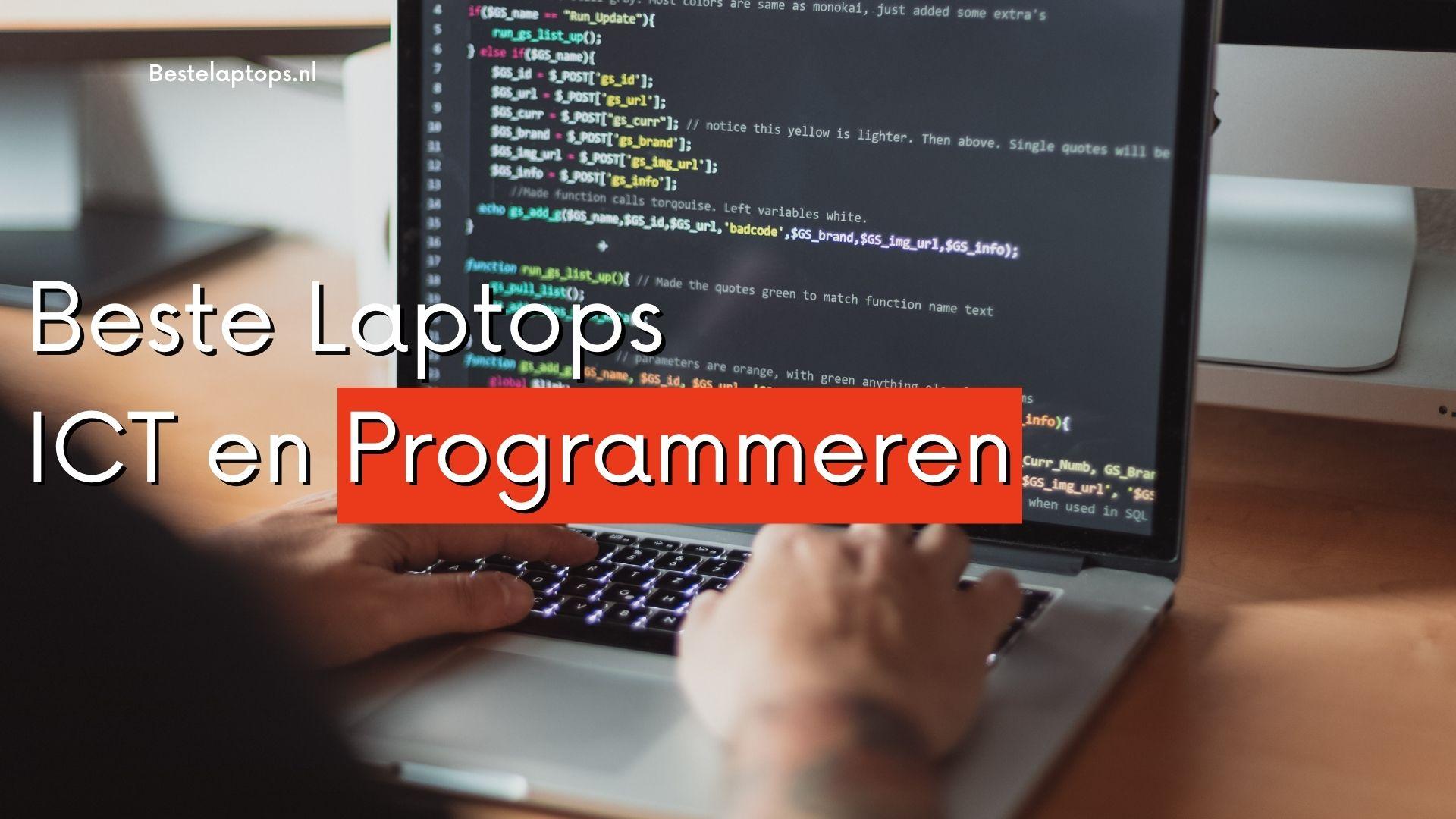 Beste Laptops ICT en Programmeren